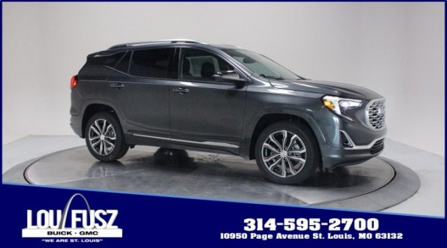 2020 GMC Terrain Denali Automatic Turbocharged Gas/E15 I4 2.0L/122 Engine AWD SUV