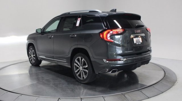 2020 GMC Terrain Denali Automatic AWD Turbocharged Gas/E15 I4 2.0L/122 Engine SUV 4 Door