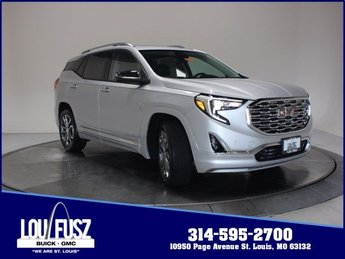 2020 GMC Terrain Denali Automatic Turbocharged Gas/E15 I4 2.0L/122 Engine 4 Door SUV AWD
