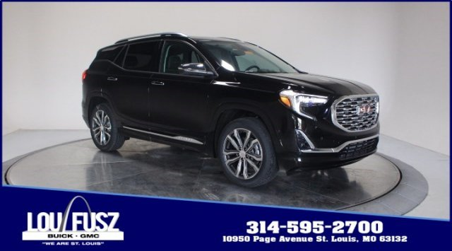 2020 GMC Terrain Denali SUV 4 Door Automatic Turbocharged Gas/E15 I4 2.0L/122 Engine AWD