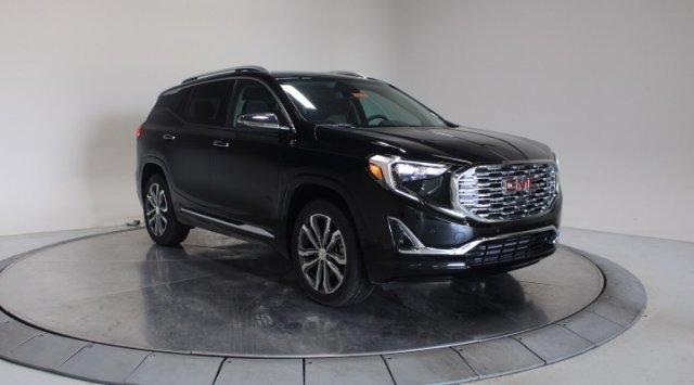 2020 Ebony Twilight Metallic GMC Terrain Denali SUV 4 Door Automatic