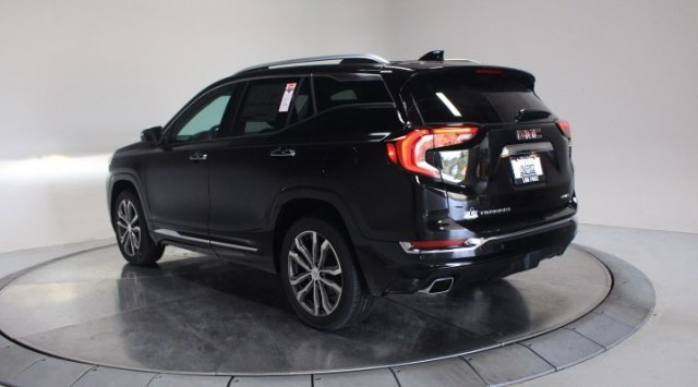 2020 Ebony Twilight Metallic GMC Terrain Denali AWD Automatic 4 Door Turbocharged Gas/E15 I4 2.0L/122 Engine SUV