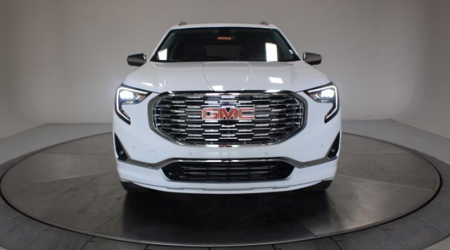 2020 Summit White GMC Terrain Denali Turbocharged Gas/E15 I4 2.0L/122 Engine AWD 4 Door Automatic