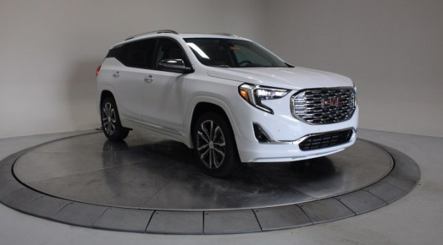 2020 GMC Terrain Denali 4 Door Automatic Turbocharged Gas/E15 I4 2.0L/122 Engine AWD SUV