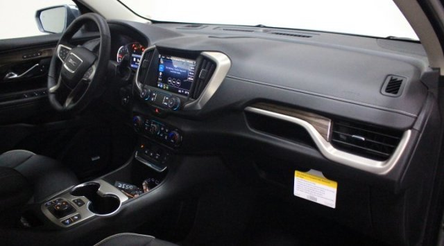 2020 Graphite Gray Metallic GMC Terrain Denali Turbocharged Gas/E15 I4 2.0L/122 Engine Automatic AWD