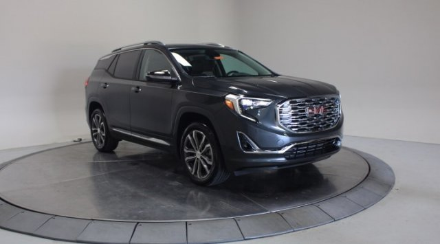 2020 GMC Terrain Denali Automatic AWD 4 Door Turbocharged Gas/E15 I4 2.0L/122 Engine