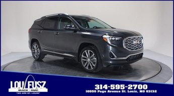 2020 Graphite Gray Metallic GMC Terrain Denali SUV AWD Automatic Turbocharged Gas/E15 I4 2.0L/122 Engine