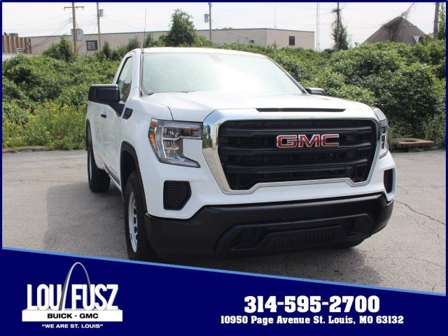 2019 GMC Sierra 1500 Base Gas V6 4.3L Engine 2 Door RWD
