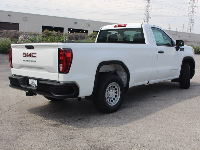 2019 GMC Sierra 1500 Base Truck RWD Gas V6 4.3L Engine Automatic