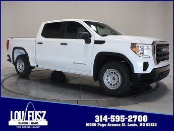 2019 GMC Sierra 1500 Base 4 Door 4X4 Gas V8 5.3L Engine