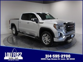 2020 Quicksilver Metallic GMC Sierra 1500 SLT Gas V8 5.3L Engine Truck 4X4 Automatic