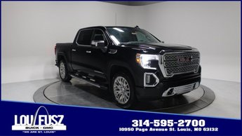 2019 Onyx Black GMC Sierra 1500 Denali Truck 4 Door 4X4 Gas V8 6.2L Engine