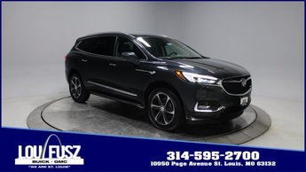 2019 Dark Slate Metallic Buick Enclave Essence SUV Gas V6 3.6L/217 Engine FWD 4 Door