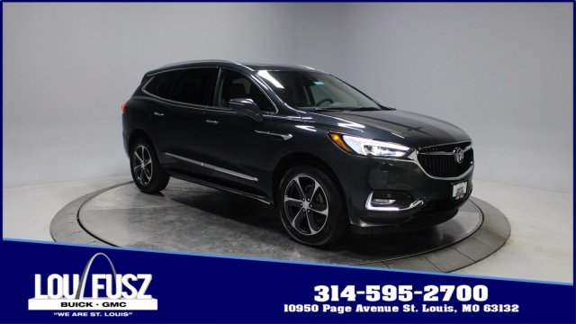 2019 Buick Enclave Essence Gas V6 3.6L/217 Engine 4 Door SUV Automatic FWD