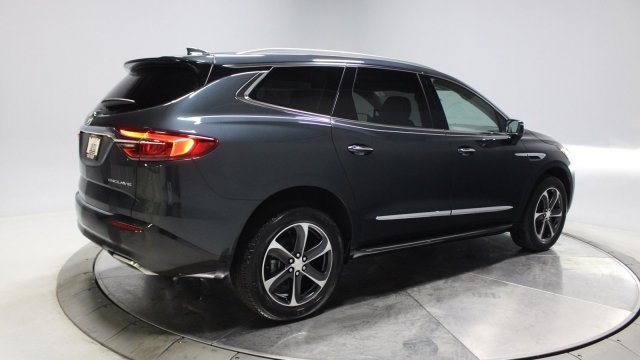 2019 Dark Slate Metallic Buick Enclave Essence Automatic 4 Door SUV