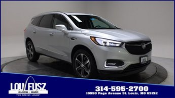 2019 Quicksilver Metallic Buick Enclave Essence FWD Automatic Gas V6 3.6L/217 Engine SUV 4 Door