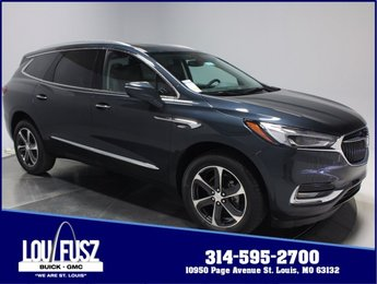 2019 Dark Slate Metallic Buick Enclave Essence 4 Door FWD SUV