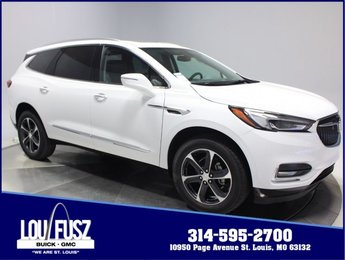 2019 Summit White Buick Enclave Essence Automatic SUV FWD 4 Door Gas V6 3.6L/217 Engine
