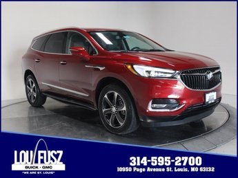 2020 Red Quartz Tintcoat Buick Enclave Essence SUV FWD Automatic