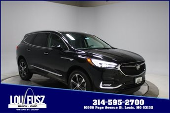 2019 Ebony Twilight Metallic Buick Enclave Essence FWD SUV Automatic 4 Door Gas V6 3.6L/217 Engine