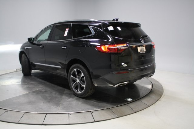 2019 Ebony Twilight Metallic Buick Enclave Essence 4 Door SUV Gas V6 3.6L/217 Engine Automatic