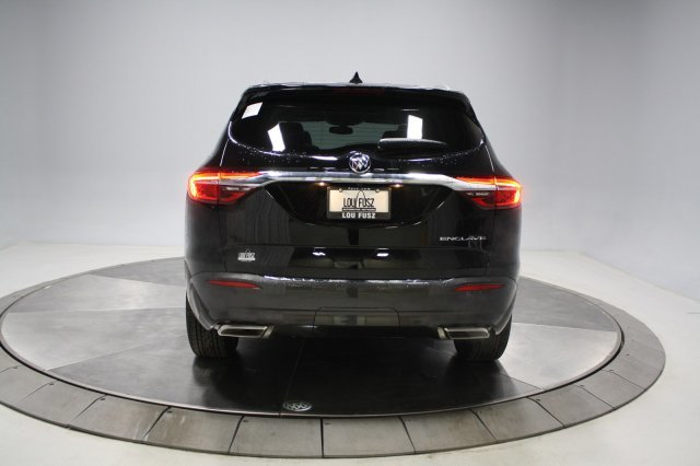 2019 Ebony Twilight Metallic Buick Enclave Essence SUV FWD Automatic 4 Door Gas V6 3.6L/217 Engine