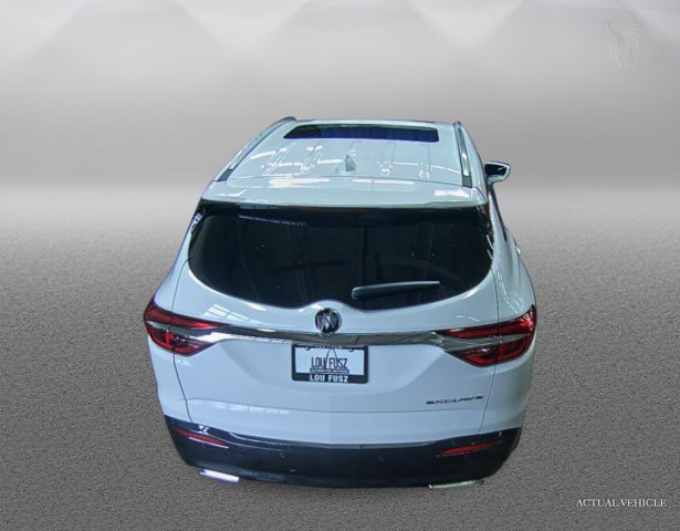 2019 Summit White Buick Enclave Essence SUV Gas V6 3.6L/217 Engine Automatic FWD 4 Door