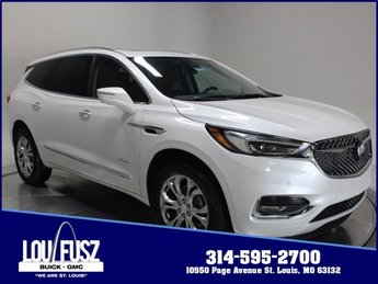2020 Buick Enclave Avenir SUV Automatic 4 Door Gas V6 3.6L/ Engine AWD