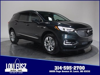 2020 Buick Enclave Avenir AWD Gas V6 3.6L/ Engine Automatic 4 Door SUV