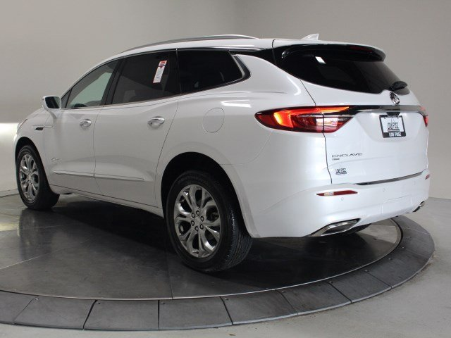 2020 White Frost Tricoat Buick Enclave Avenir Automatic AWD 4 Door Gas V6 3.6L/ Engine