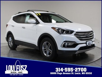 2017 Hyundai Santa Fe Sport 2.4L 4 Door AWD Automatic Regular Unleaded I-4 2.4 L/144 Engine SUV