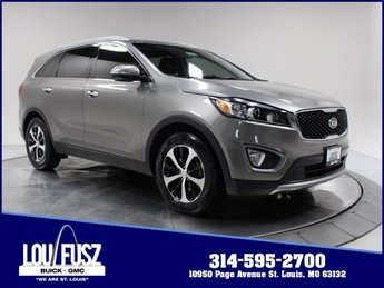 2017 Kia Sorento EX V6 SUV Automatic 4 Door FWD Regular Unleaded V-6 3.3 L/204 Engine