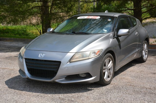 2011 Honda CR-Z EX Gas/Electric I4 1.5L/91 Engine Automatic 2 Door FWD