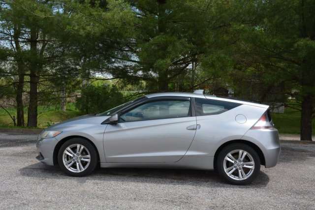 2011 Honda CR-Z EX Automatic Hatchback Gas/Electric I4 1.5L/91 Engine FWD