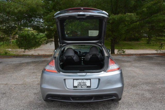 2011 Honda CR-Z EX Automatic Gas/Electric I4 1.5L/91 Engine FWD