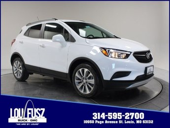 2020 Buick Encore Preferred Turbocharged I4 1.4/83 Engine SUV 4 Door