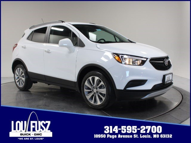 2020 Buick Encore Preferred SUV Automatic Turbocharged I4 1.4/83 Engine FWD 4 Door