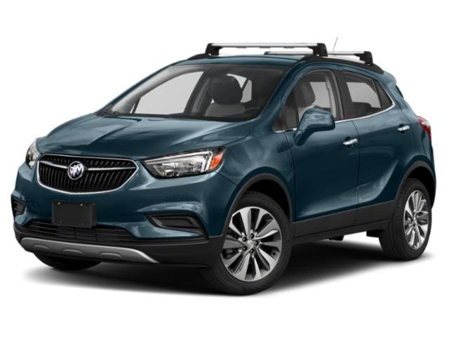 2020 Satin Steel Metallic Buick Encore Preferred Automatic FWD Turbocharged I4 1.4/83 Engine