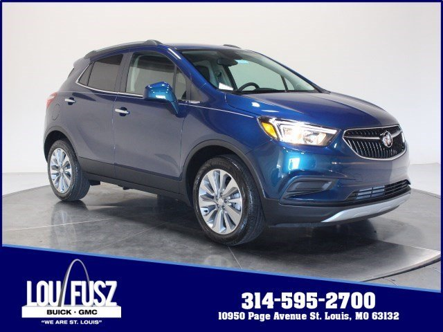 2020 Deep Azure Metallic Buick Encore Preferred SUV 4 Door Turbocharged I4 1.4/83 Engine