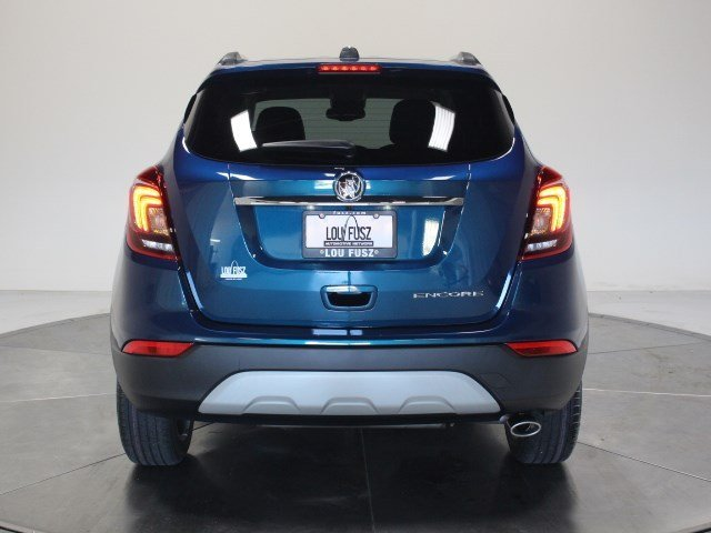 2020 Deep Azure Metallic Buick Encore Preferred Turbocharged I4 1.4/83 Engine 4 Door Automatic