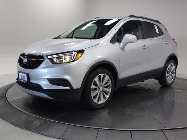 2020 Buick Encore Preferred FWD Automatic Turbocharged I4 1.4/83 Engine SUV 4 Door