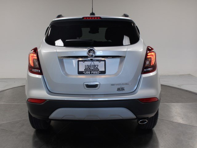 2020 Buick Encore Preferred 4 Door SUV Turbocharged I4 1.4/83 Engine Automatic FWD