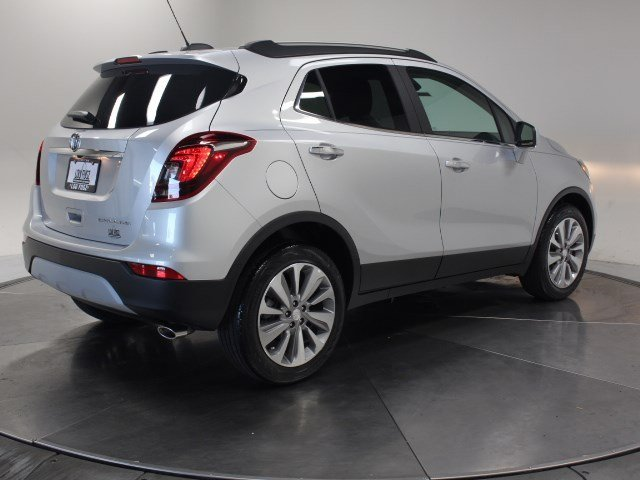 2020 Quicksilver Metallic Buick Encore Preferred Automatic Turbocharged I4 1.4/83 Engine 4 Door