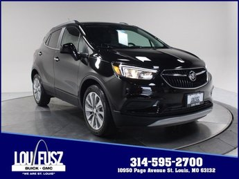 2020 Ebony Twilight Metallic Buick Encore Preferred Automatic 4 Door SUV Turbocharged I4 1.4/83 Engine