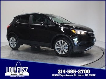 2020 Ebony Twilight Metallic Buick Encore Preferred 4 Door FWD SUV Automatic