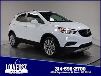 2020 Summit White Buick Encore Preferred Turbocharged I4 1.4/83 Engine SUV 4 Door FWD Automatic