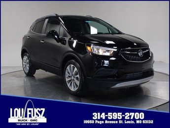 2020 Ebony Twilight Metallic Buick Encore Preferred SUV 4 Door Turbocharged I4 1.4/83 Engine