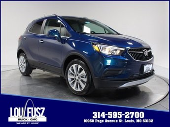 2020 Deep Azure Metallic Buick Encore Preferred 4 Door FWD Turbocharged I4 1.4/83 Engine Automatic SUV