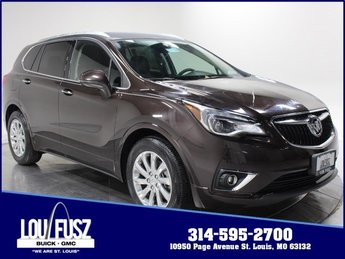 2020 Buick Envision Essence Automatic FWD SUV 4 Door Gas I4 2.5L/ Engine