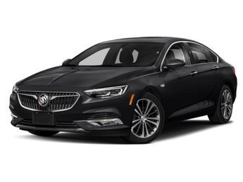 2019 Buick Regal Sportback Preferred II Automatic Turbocharged Gas I4 2.0L/122 Engine Hatchback FWD